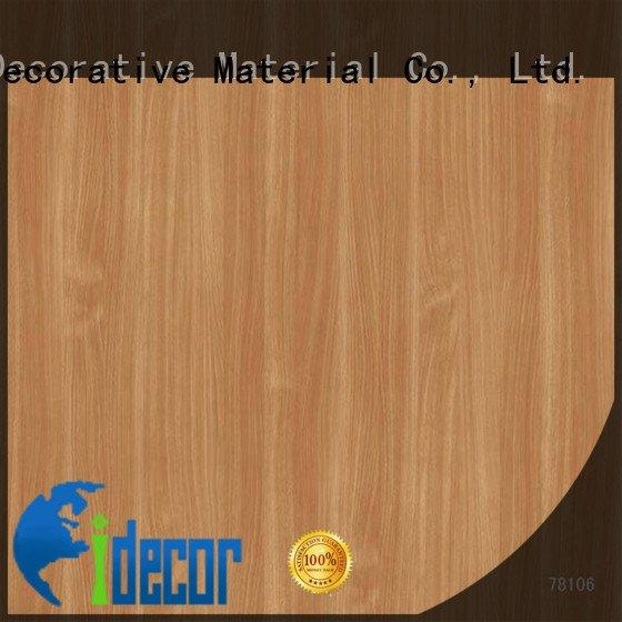 wall decoration with paper 78101 78191 I.DECOR Decorative Material Brand