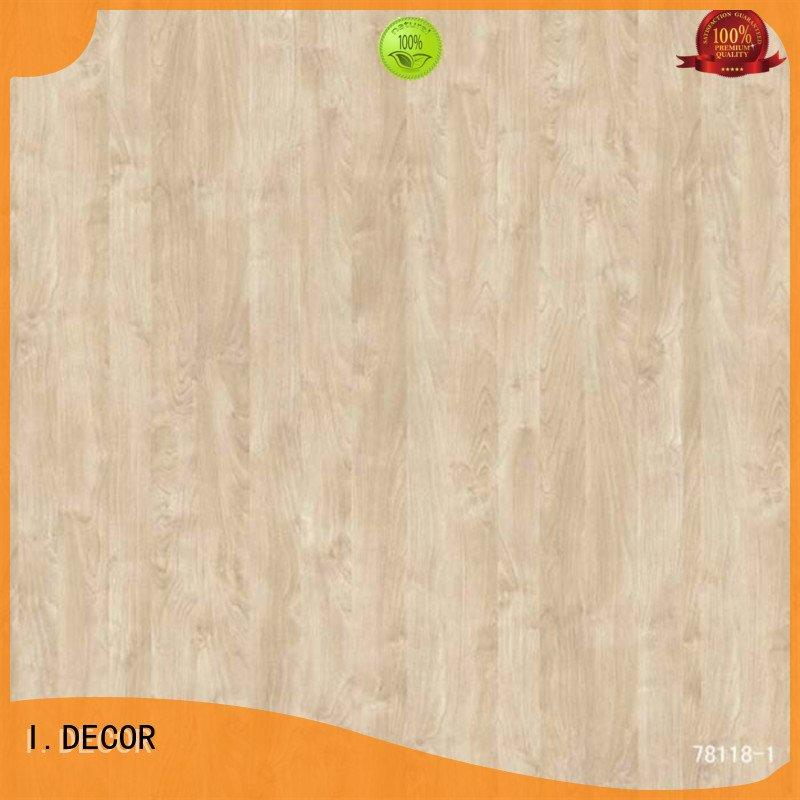 I.DECOR printing concrete 2090mm wall decoration with paper feet