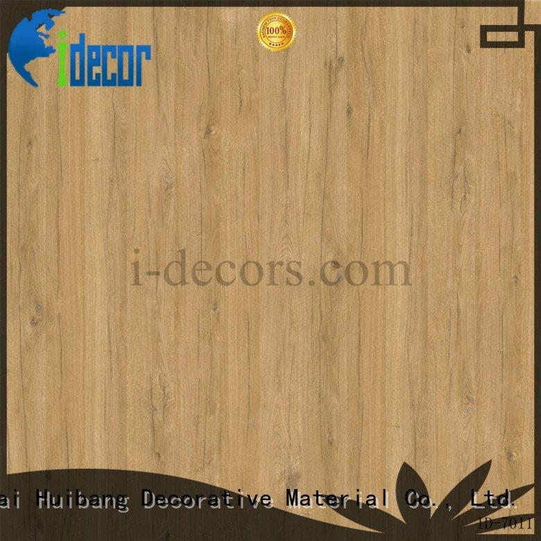 I.DECOR Decorative Material Brand paper id7011 decor laminate melamine ink