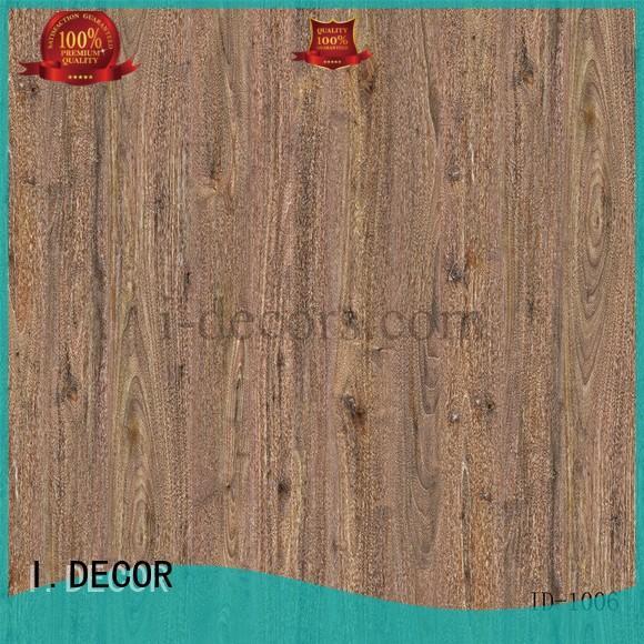 feet imported I.DECOR Brand decorative paper sheets