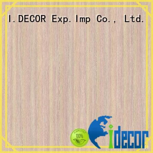 Quality I.DECOR Brand wall decoration with paper feet fine