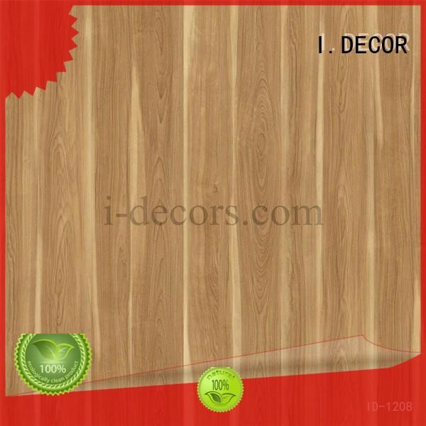 Custom made in China marble laminate paper good quality I.DECOR