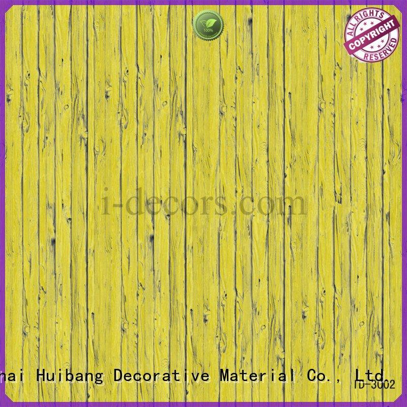home decor id7001 id3002 walnut melamine I.DECOR Decorative Material Brand