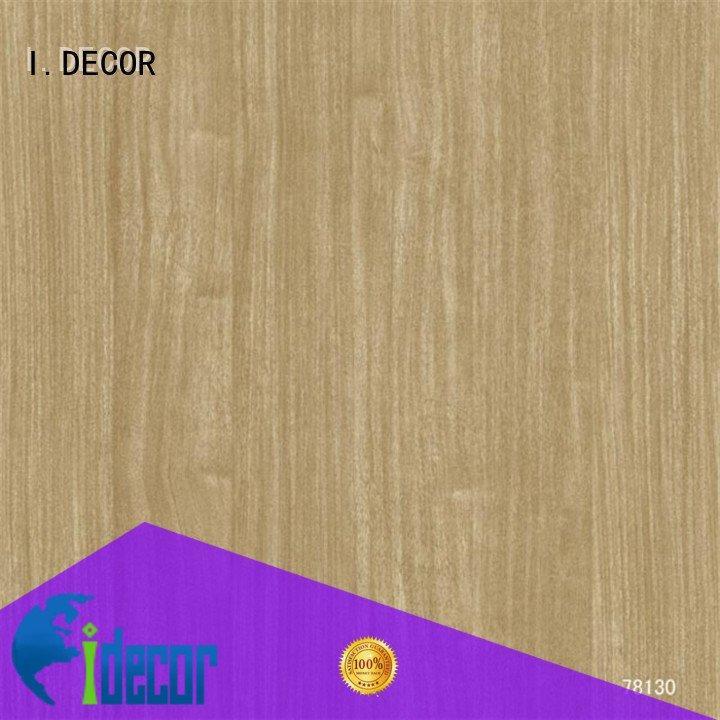 paper printing melamine line I.DECOR decor paper