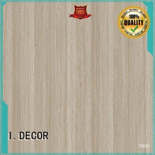 I.DECOR Brand width printing silver decor paper