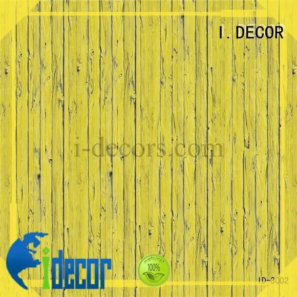 home decor sychronized wood I.DECOR Brand company