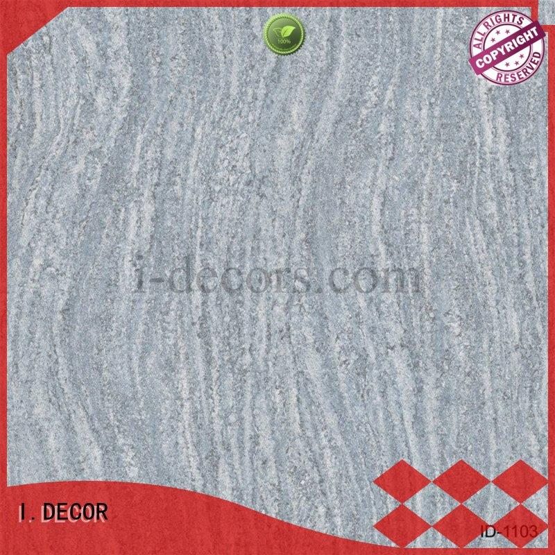 I.DECOR Brand paper decor marble laminate paper ink factory