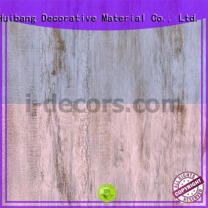 I.DECOR Decorative Material Brand ice cylinder melamine impregnated paper 41232 wood