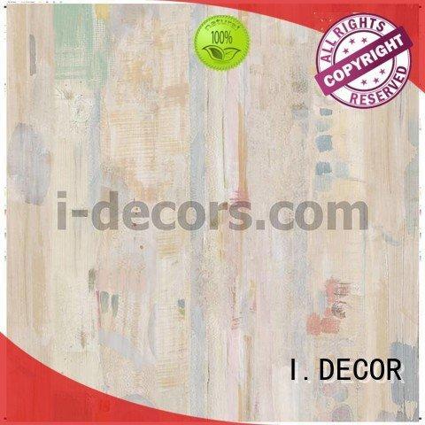 I.DECOR melamine impregnated paper feet paper ink decor