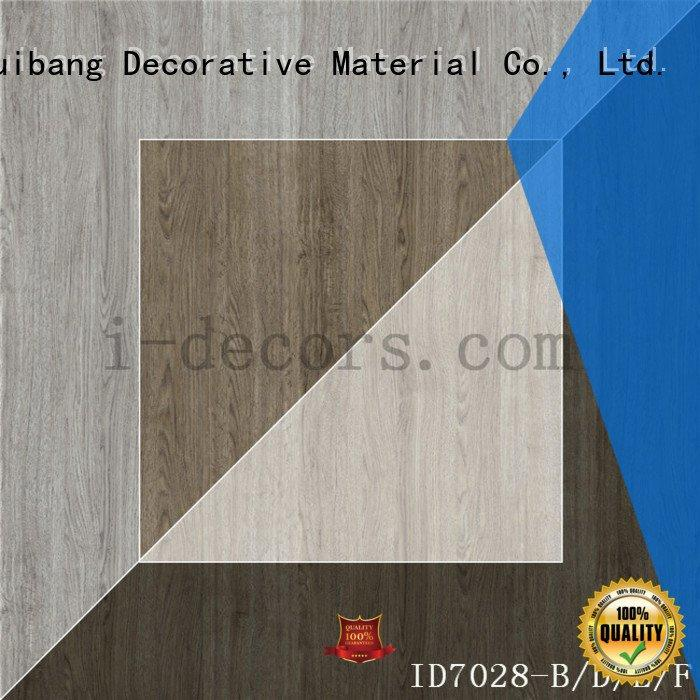 I.DECOR Decorative Material Brand nussbaummer pau real PU coated paper
