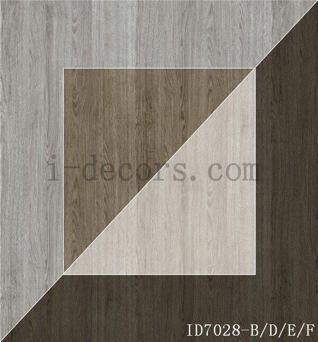 Papier décoratif chêne ID7028-B / D / E / F