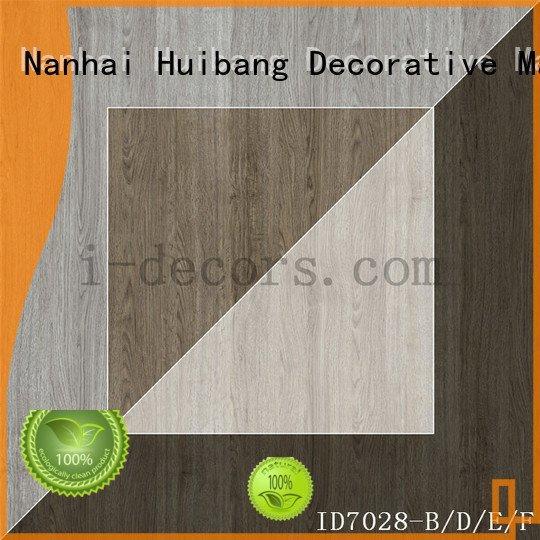 resin impregnated paper pau PU coated paper I.DECOR Decorative Material Brand