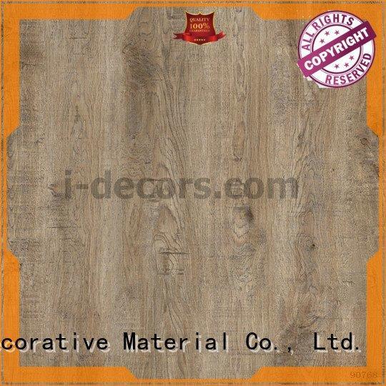 90740 90775 90134 91724 I.DECOR Decorative Material flooring paper
