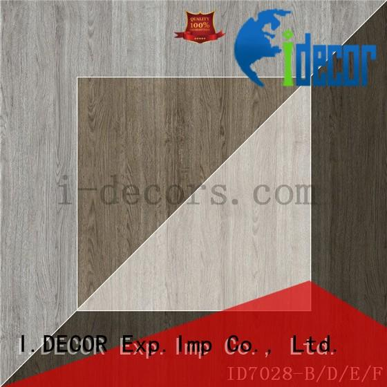 ID7028 Oak decor paper 4 feet with imported ink