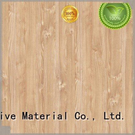 resin impregnated paper id9001 rift OEM PU coated paper I.DECOR Decorative Material