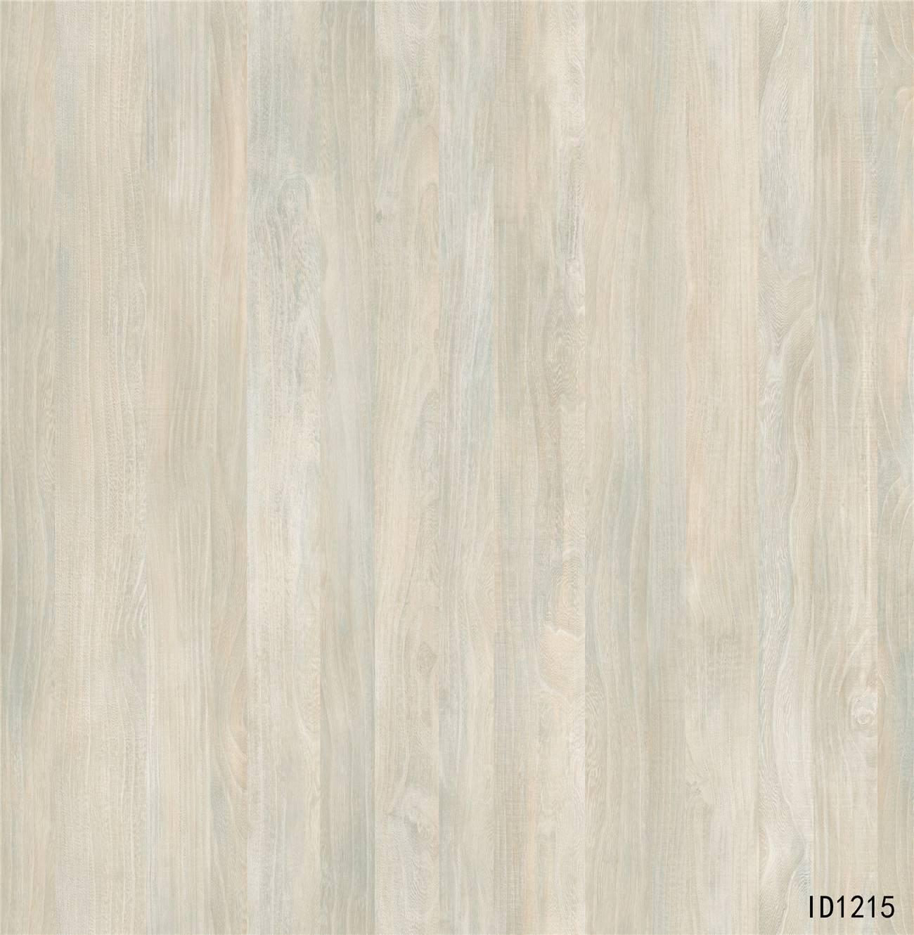 ID1215 Elm decor paper for melamine 4ft