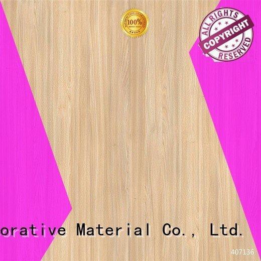 rhine 4ft PU coated paper vera I.DECOR Decorative Material