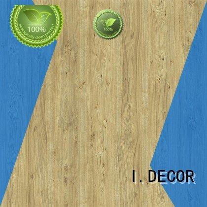resin impregnated paper decor id1216 PU coated paper I.DECOR Brand
