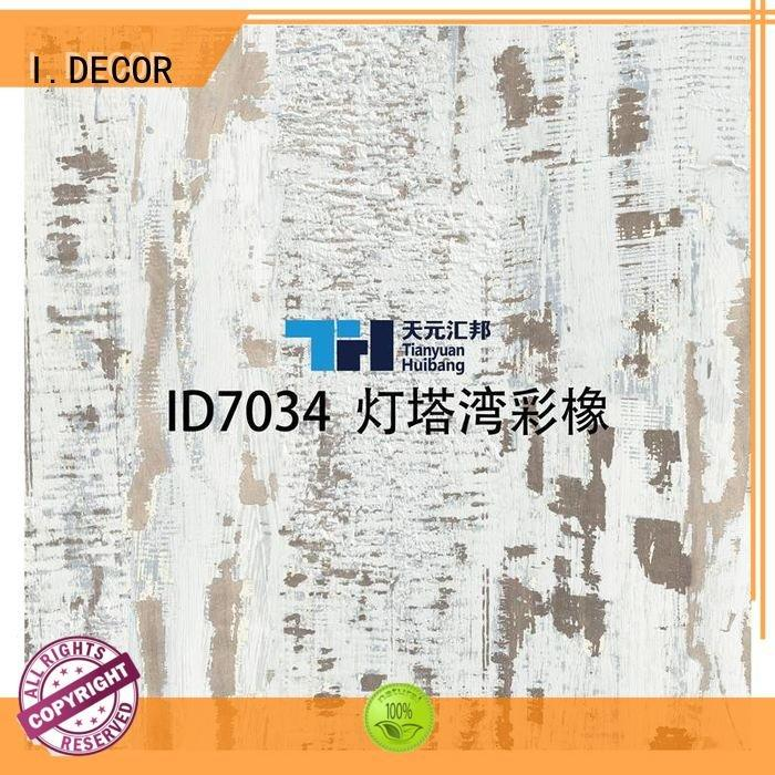 Hot resin impregnated paper 4ft elm riverbend I.DECOR Brand