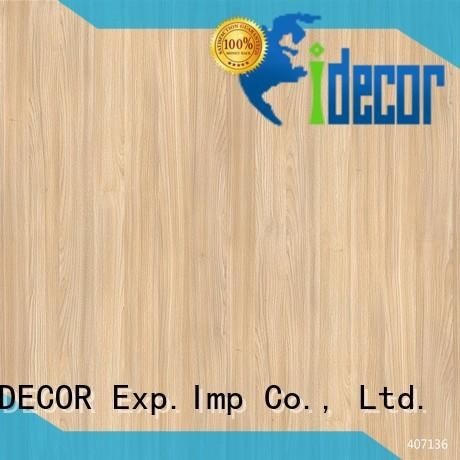 I.DECOR looks decorating paper ideas from China for guest room