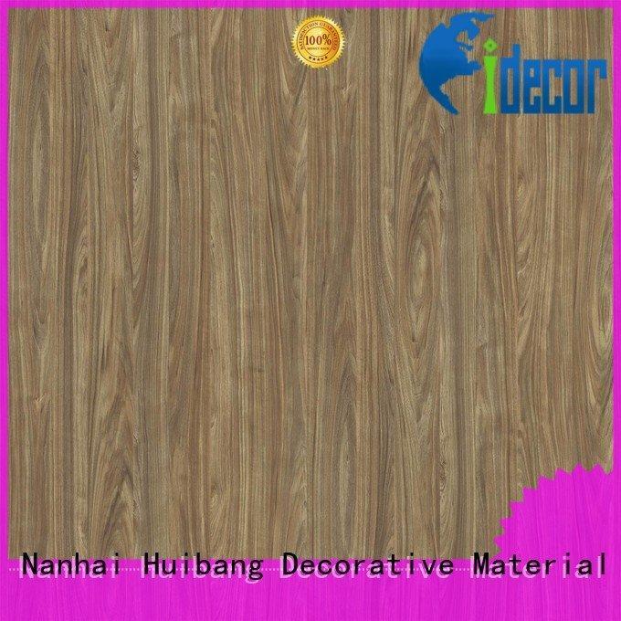 I.DECOR Decorative Material ash virginia PU coated paper pau mountain