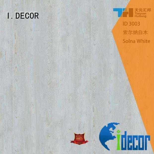 I.DECOR Brand id70292 sterling id2008 resin impregnated paper