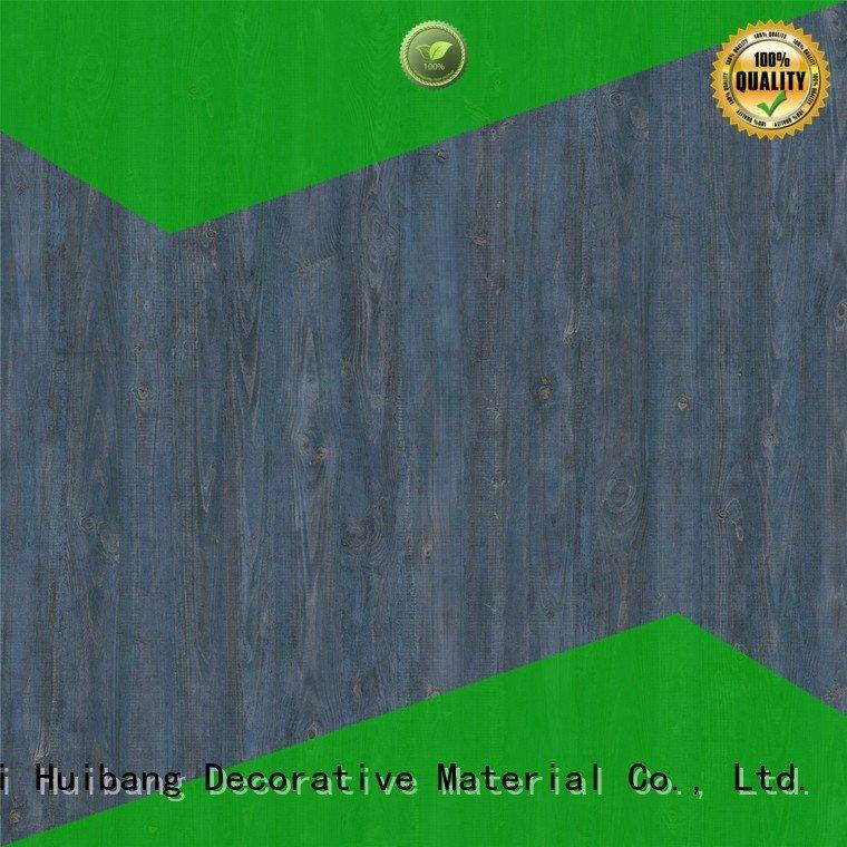 cherry PU coated paper I.DECOR Decorative Material resin impregnated paper