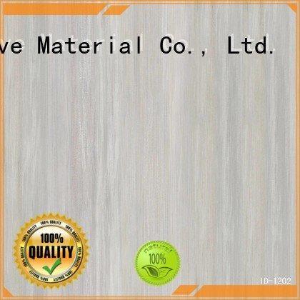 I.DECOR Decorative Material walnut melamine id30022 sychronized pine wood