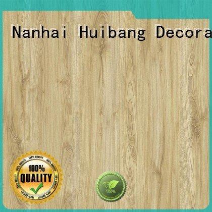 I.DECOR Decorative Material Brand arbor grain resin impregnated paper kapok malmo