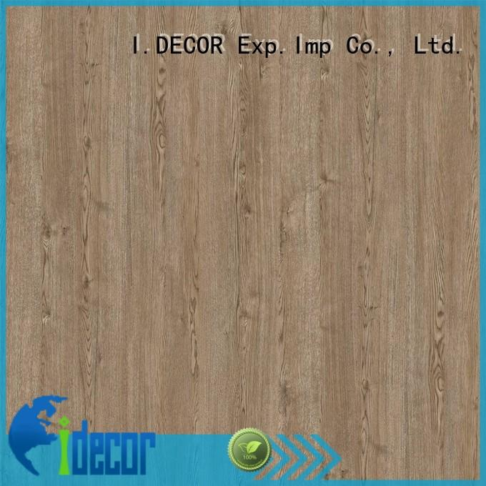 I.DECOR sturdy PU coated paper wood for master room