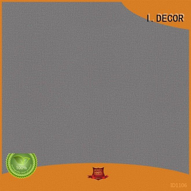 Quality resin impregnated paper I.DECOR Brand sterling PU coated paper