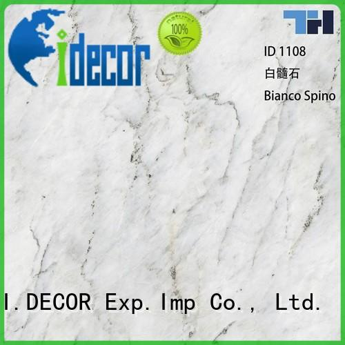 I.DECOR award contact paper to cover desk directly sale for guest room