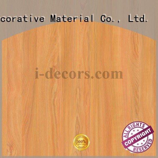 white wood idecor I.DECOR Decorative Material melamine impregnated paper