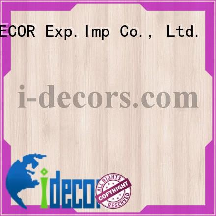 particle melamine overlay paper particleboard for building I.DECOR