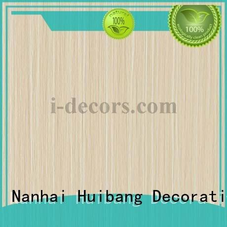 furniture laminate sheets grain teak paper 40501 I.DECOR Decorative Material