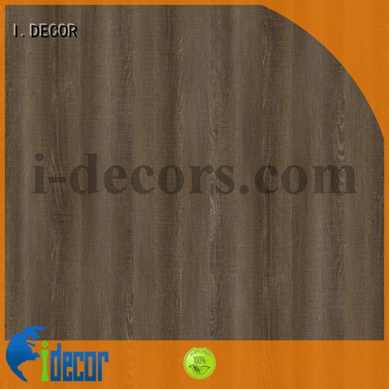 wood wardrobe mdf OEM melamine decorative paper I.DECOR