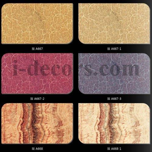 Texture de pierre Finition Foil Paper
