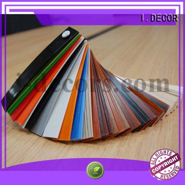 PVC edge banding edge I.DECOR Brand