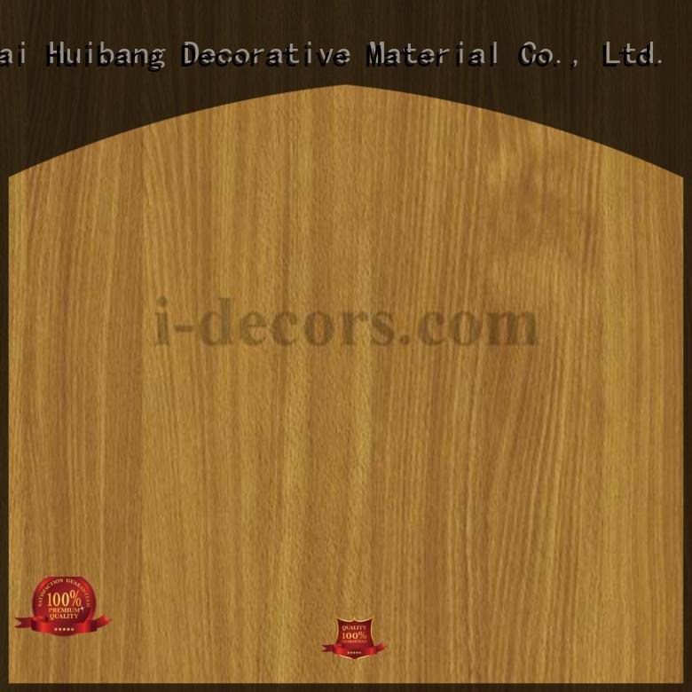 I.DECOR Decorative Material Brand paper decorative wood laminate sheets 40801 40802