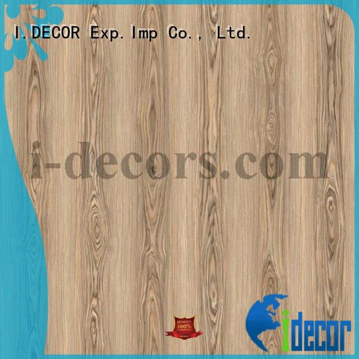 I.DECOR grain melamine impregnated paper supplier