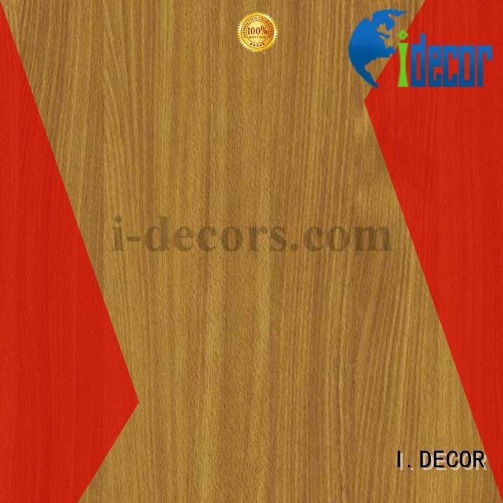 Quality I.DECOR Brand wood laminate sheets beech decorative