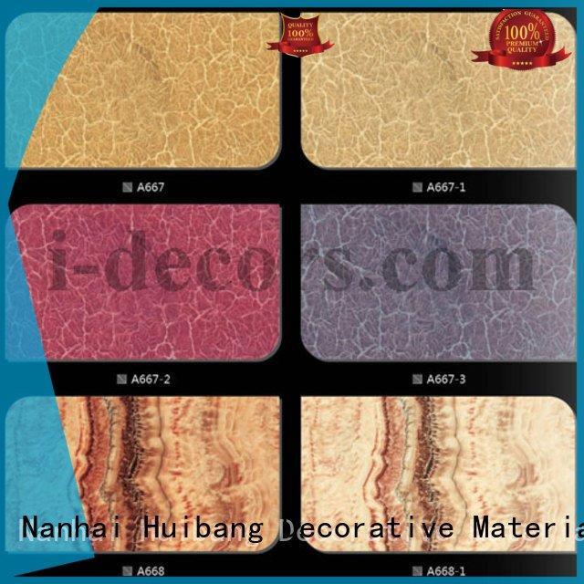 gold foil paper foil I.DECOR Decorative Material Brand finish foil paper