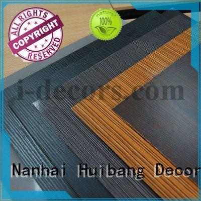 melamine plywood panels panel decorative I.DECOR Decorative Material