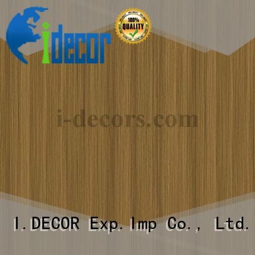 custom wood grain paper factory price for store