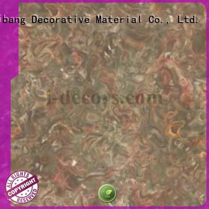 gold foil paper decor wood 4ft I.DECOR Decorative Material