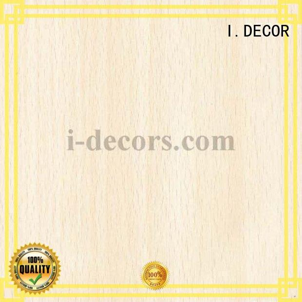 paper wood laminate sheets high standard beech I.DECOR Brand