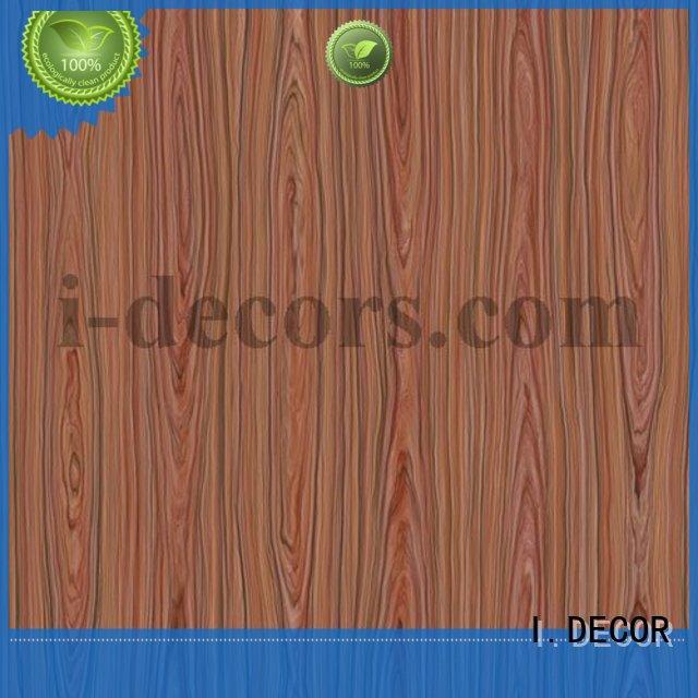 I.DECOR Brand grain fancy design decorative custom melamine sheets suppliers