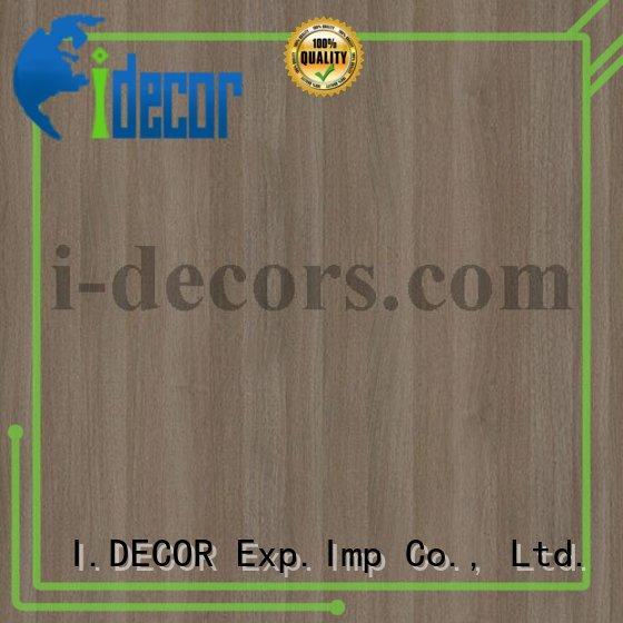 professional melamine overlay paper wholesale for building I.DECOR