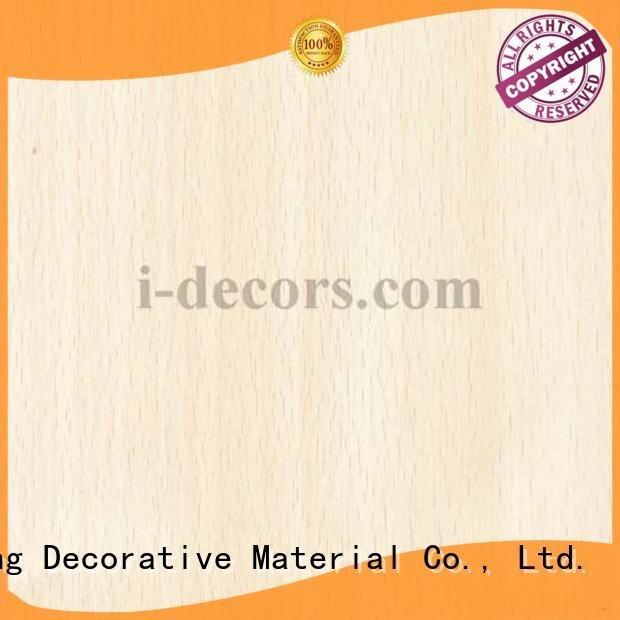 I.DECOR Decorative Material beech wood foil paper paper 40802