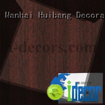 a991 wood a772 finish I.DECOR Decorative Material finish foil paper